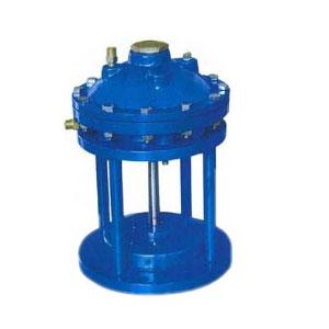 JM742X隔膜式池底卸泥阀