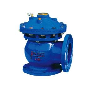JM744X-10、JM644X1-10膜片式液压、气动快开排泥阀